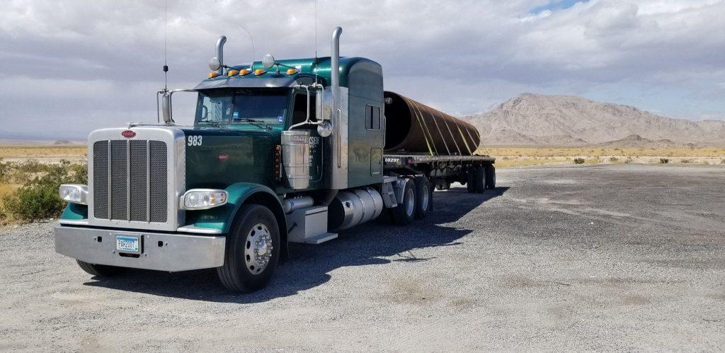 Freerksen Trucking 983