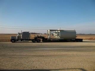 Freerksen Trucking OS Rgn Trailer