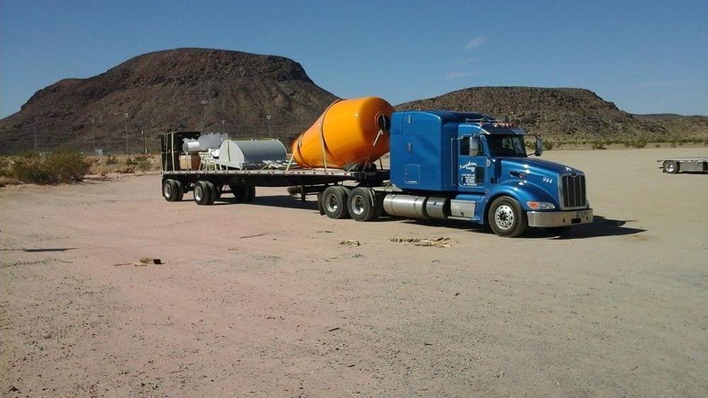 Truck 944 in California